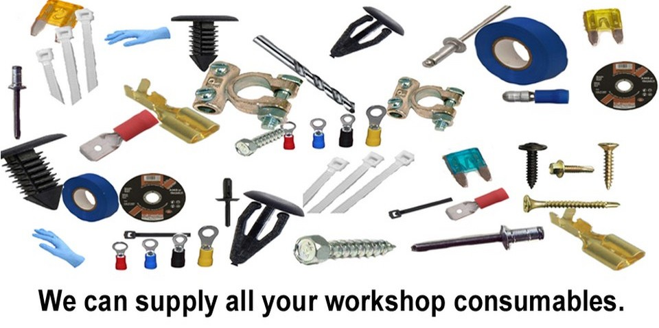 Workshop Consumables vehicle automotive valeting cleaning products